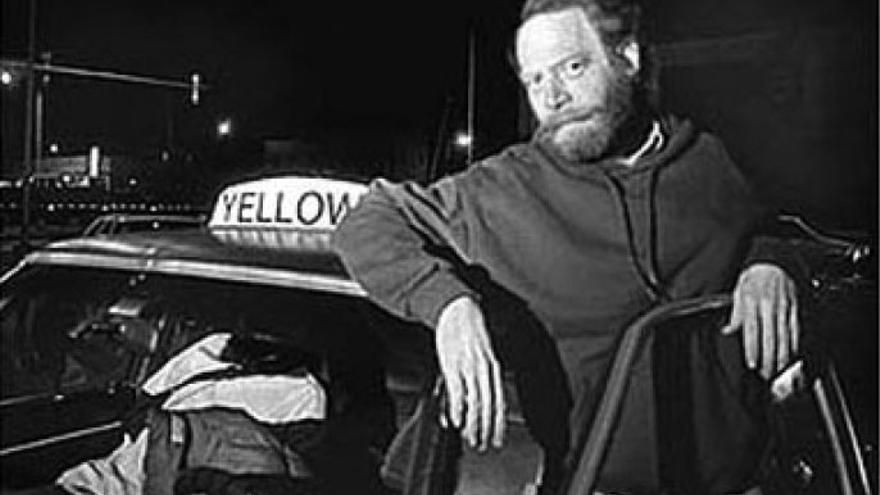 El inconmesurable David A. Trampier conducía un taxi