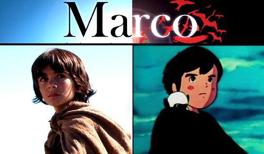 marco Sergi Méndez será Marco en la película de Antena 3