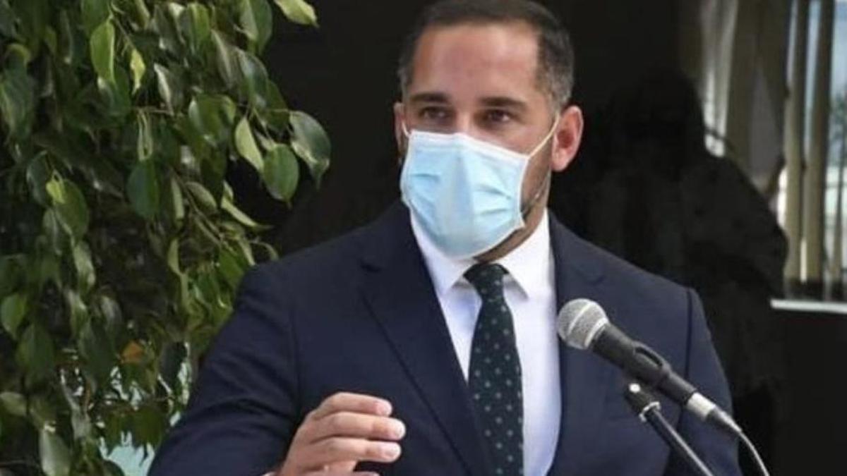 Kilian Sánchez, director del Área de Salud de La Palma.