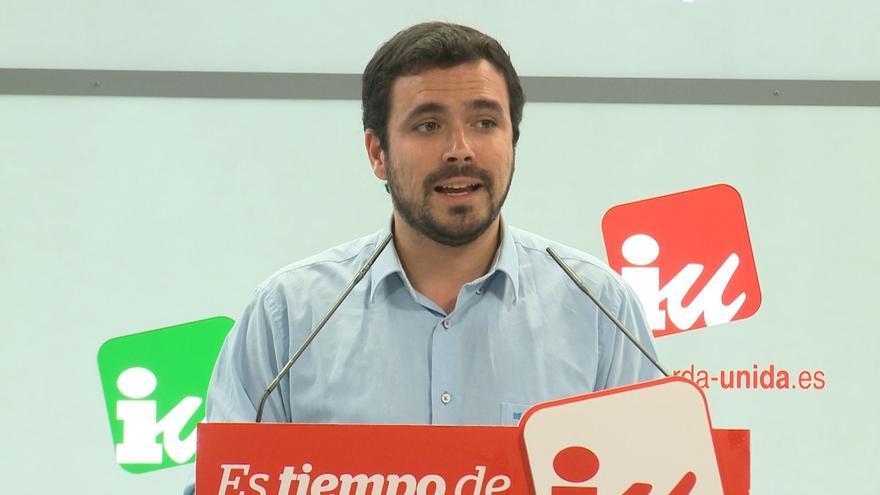 IU rechaza la visita de Obama a España y llama a participar en las movilizaciones en su contra