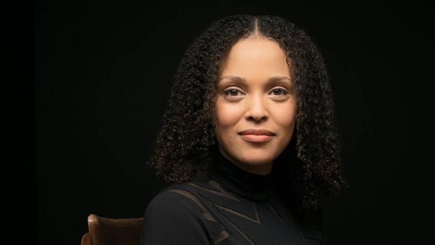 Jesmyn Ward, autora de `La canción de los vivos y los muertos´