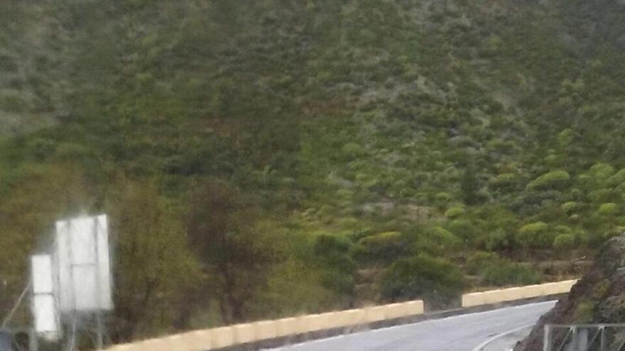 Carretera TF-436 (acceso a Masca)