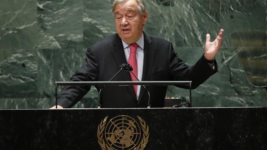 La ONU pide 1,2 billones al año para protección social en los países pobres