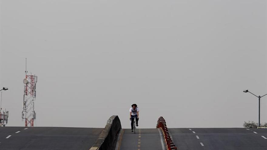 El Salvador celebra el Día Mundial sin Automóvil con actividades ciclistas