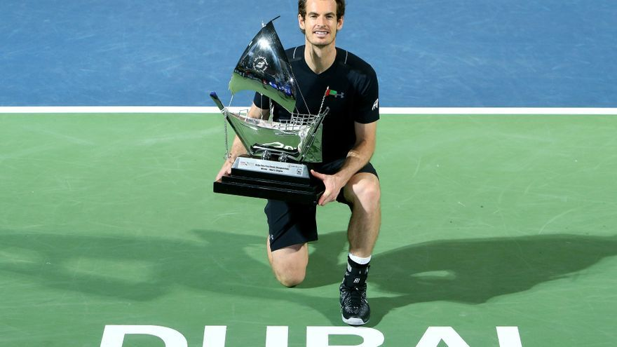 Murray consiguió su primer título de la temporada.