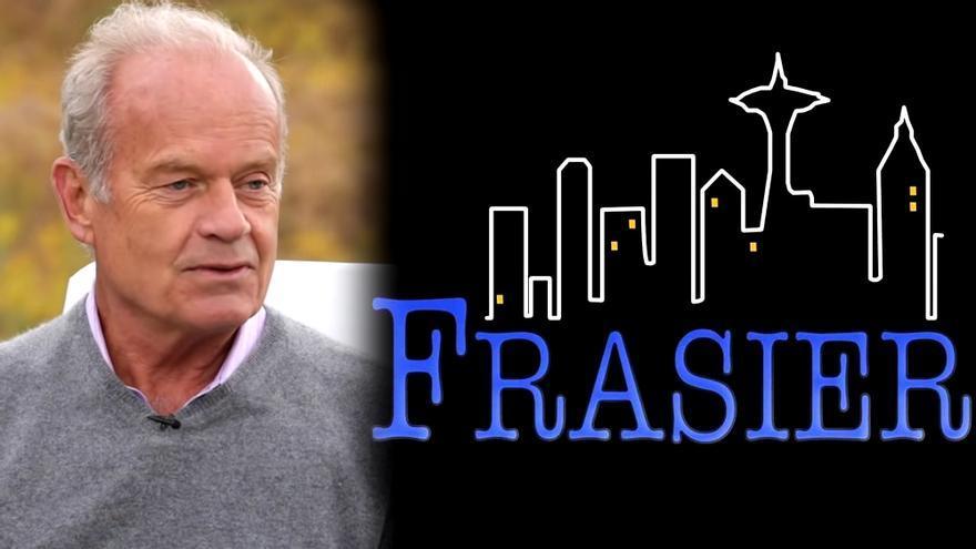 Kelsey Grammer habla del revival de 'Frasier'