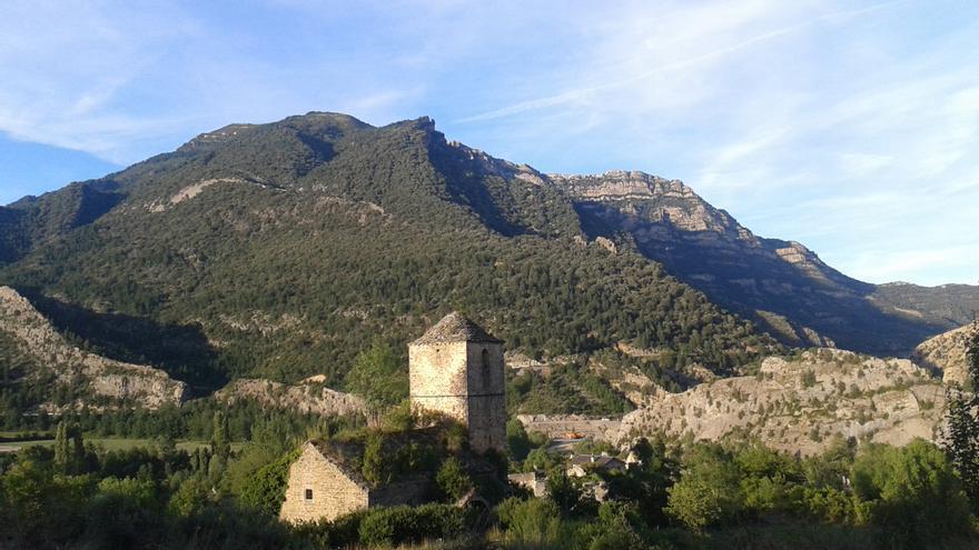 Valle del Ara. Foto: Ana Belén Júlvez