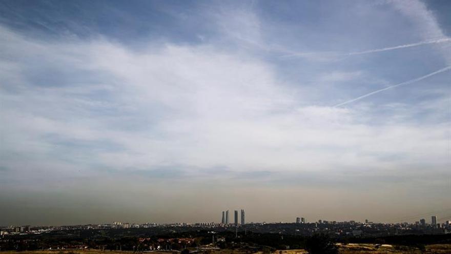 Madrid anunciará medidas por contaminación al mediodía para la siguiente jornada