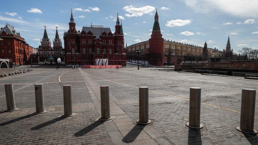 Rusia suma 652 muertos por covid-19, el máximo desde el inicio de la pandemia