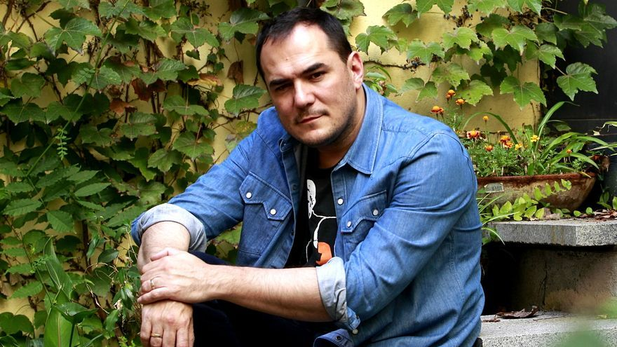 El cantautor Ismael Serrano (4). \ Marta Jara