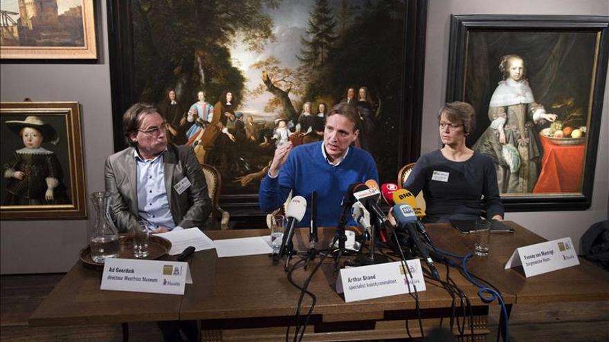 Una milicia ucraniana pide un rescate por 24 cuadros robados en Holanda