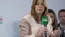 Madrid: próxima parada de Susana Díaz en su gira para preparar su candidatura a las primarias del PSOE