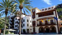Ayuntamiento de San Sebastián de La Gomera.