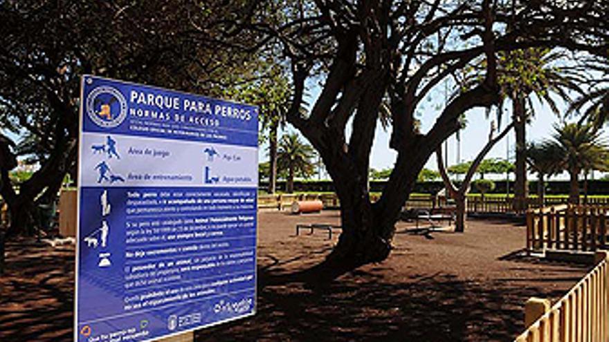 Un parque con normas. (ACFI PRESS)