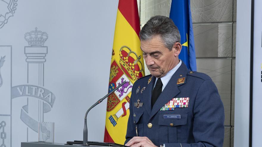 El JEMAD aclara que las Fuerzas Armadas no fumigarán con aeronaves sino con aerosoles y en ambientes cerrados