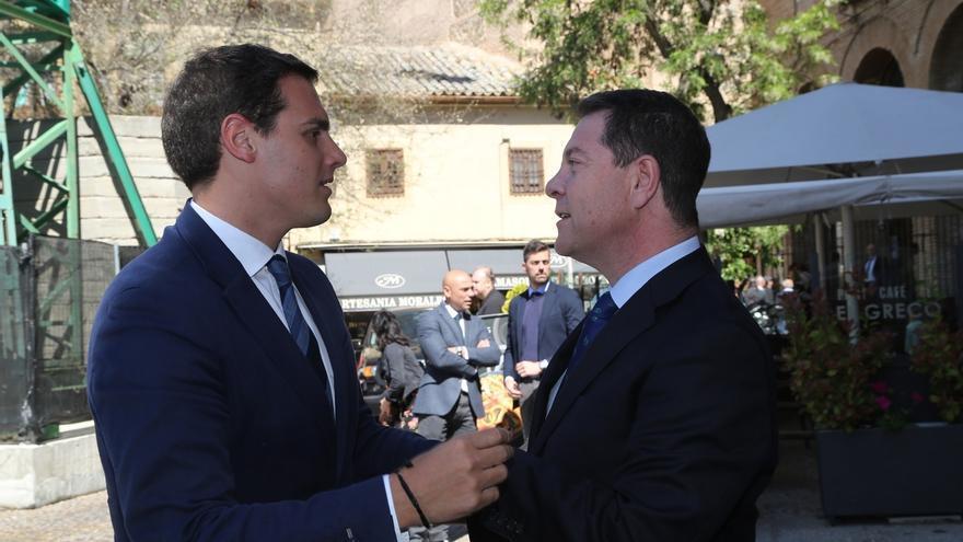 """Rivera pide a los ediles de Cs en Talavera y al de Ciudad Real que """"cumplan"""" lo que firmaron y dimitan"""