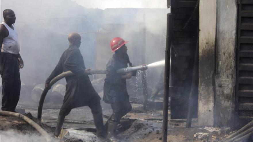 Al menos 26 muertos en un atentado contra una mezquita en Nigeria