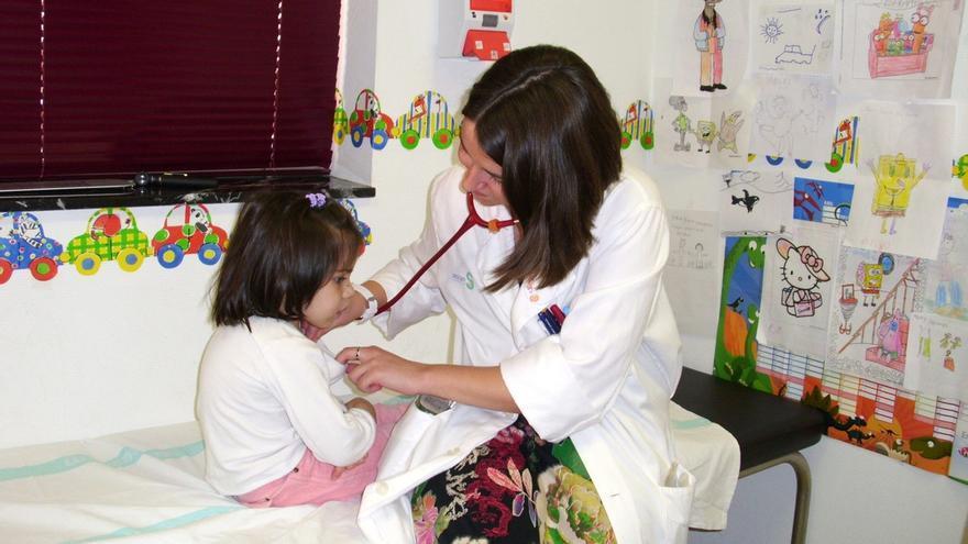 El Sindicato Médico convoca huelga de pediatras en noviembre y diciembre, que será indefinida a partir de enero