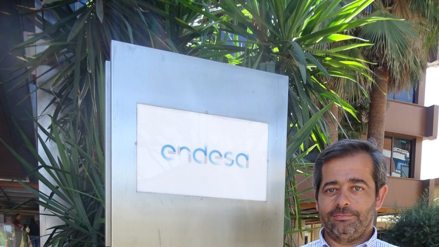 Guillermo Gómez, responsable de Enel Greenpower