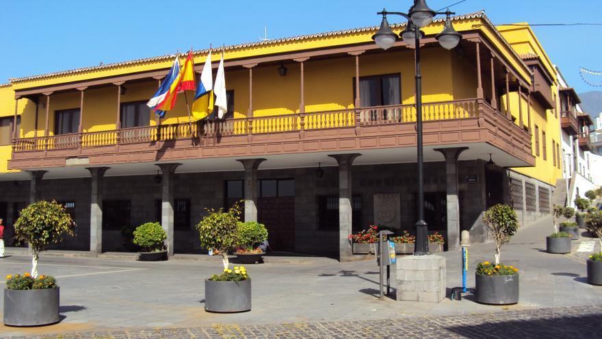 Sede del Ayuntamiento del Puerto de la Cruz