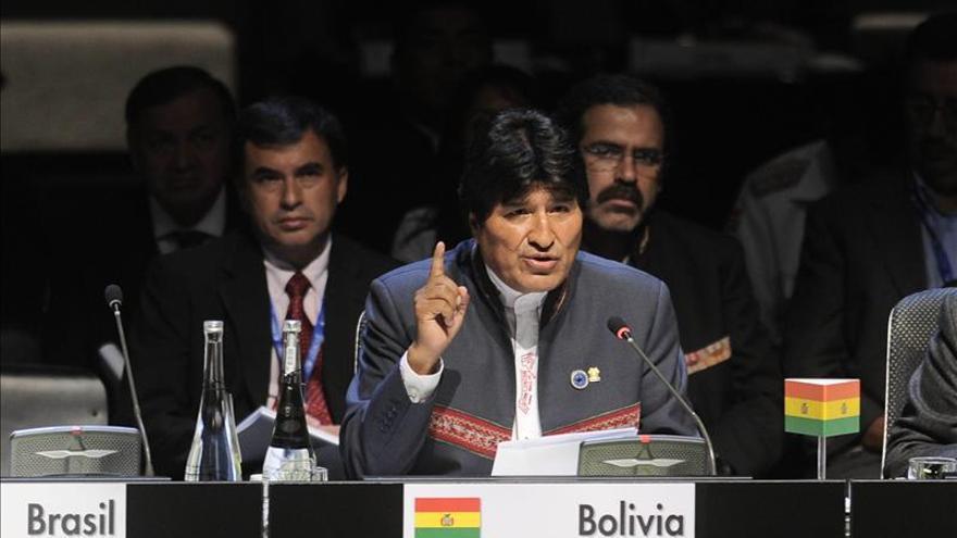 Evo Morales propone a Chile un intercambio de acceso al mar por gas
