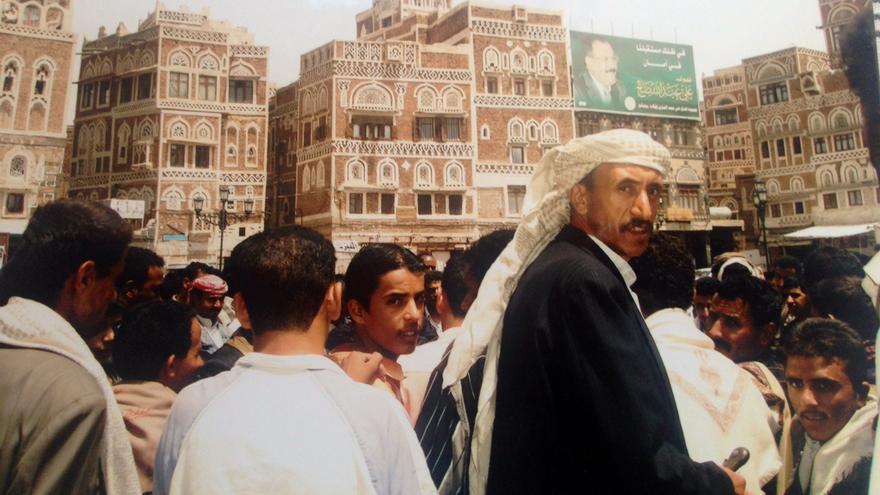 Ciudad Vieja de Saná, capital de Yemen /Foto: Olga Rodríguez, 2010