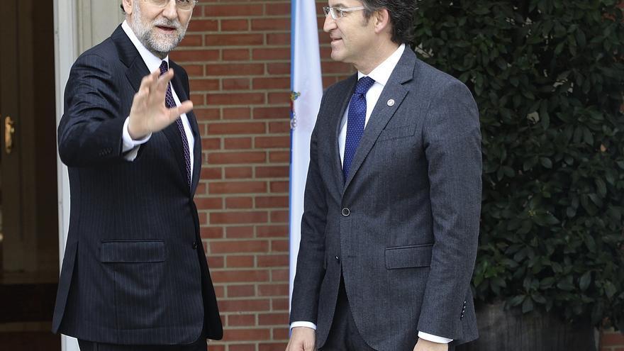 Rajoy arropará este sábado a Feijóo en Soutomaior (Pontevedra) en un acto de apoyo del PPdeG a su candidato