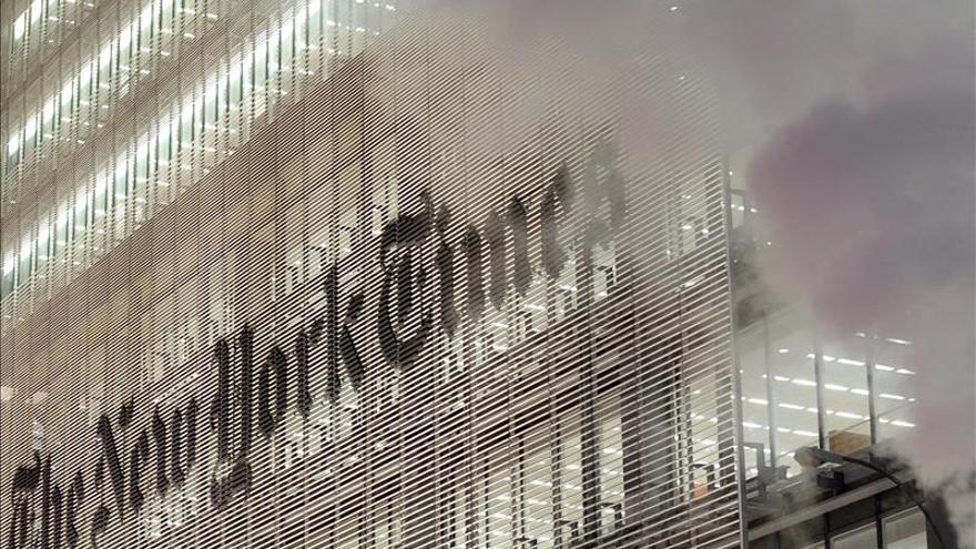 "China elimina la cuenta de ""The New York Times"" en el Twitter chino"