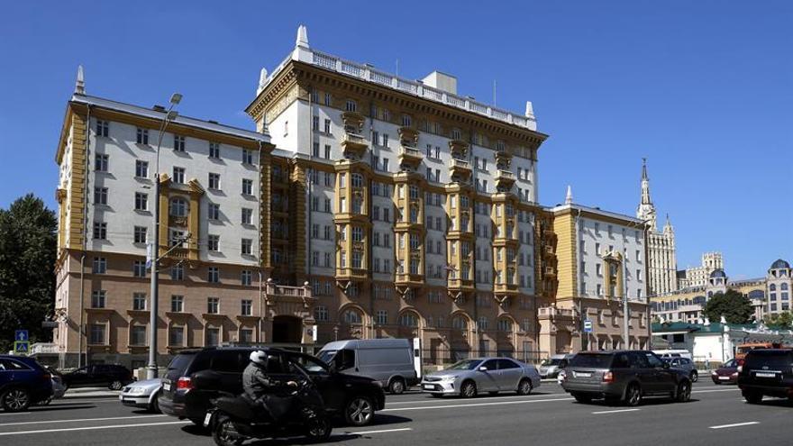 """Moscú acusa a EEUU de """"apoderarse"""" de sus propiedades diplomáticas"""