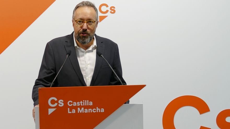 Juan Carlos Girauta FOTO: Ciudadanos