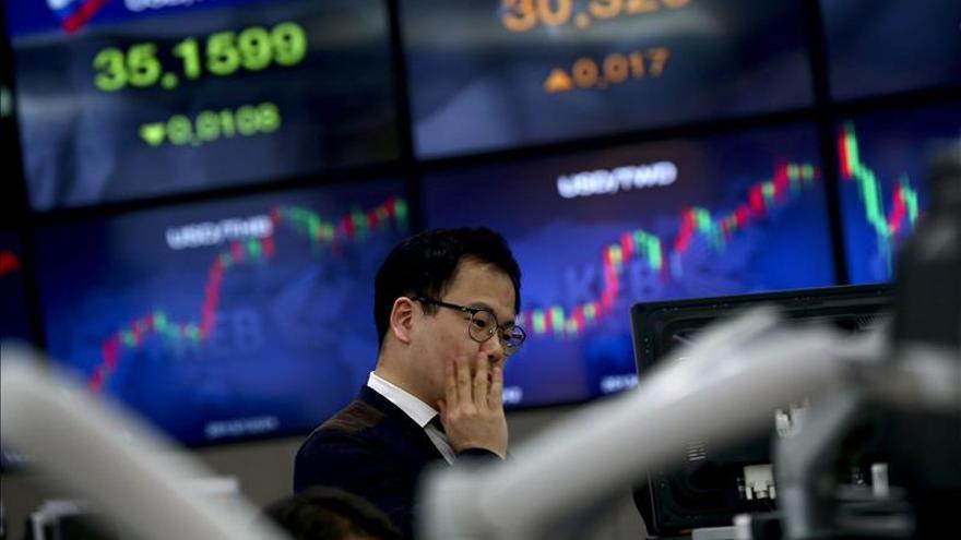 El Kospi surcoreano sube un 0,50 por ciento en la apertura