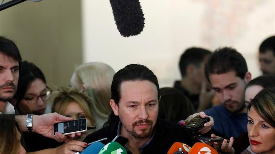 La Cámara de Diputados de Bolivia condecorará al líder de Podemos, Pablo Iglesias