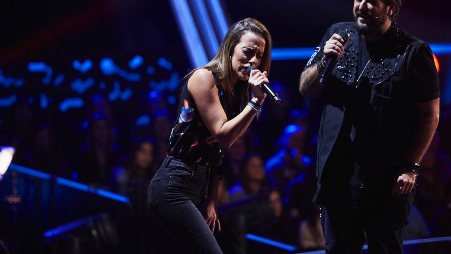 Imagen de las 'Audiciones a ciegas' de 'La Voz' en Antena 3