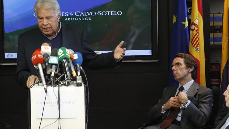 F.González acusa al Supremo de Venezuela de prevaricar con Leopoldo López