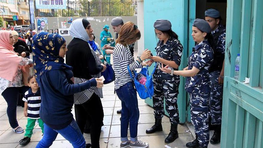 Irregularidades en la primera etapa de las elecciones municipales libanesas