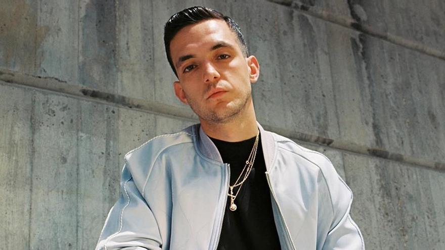 El rapero C. Tangana