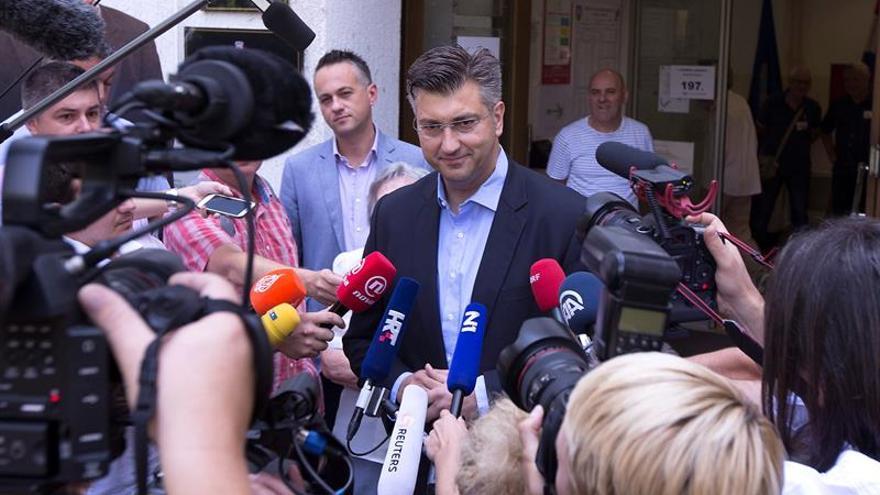 Los conservadores ganan las elecciones anticipadas en Croacia