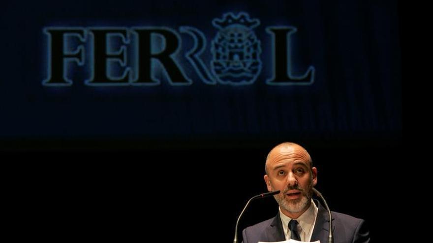 El actor Javier Gutiérrez, nombrado Hijo Predilecto de Ferrol por unanimidad