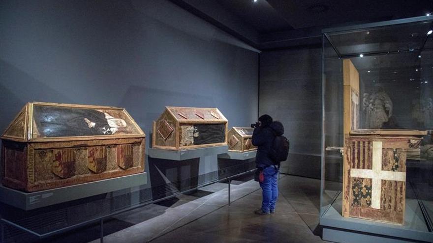 El juez ordena entrar 11 diciembre en Museo de Lérida a por los bienes Sijena