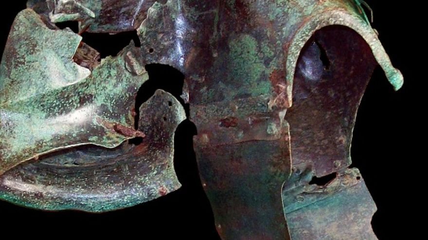 Una de las dos piezas que cederá el Museo de Cuenca
