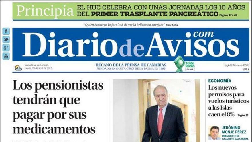 De las portadas del día (19/04/2012) #3