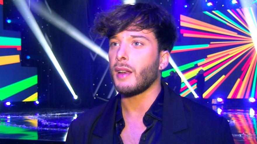 Blas Cantó ya ha grabado su 'actuación de seguridad' para Eurovisión 2021
