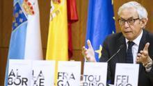 Touriño recuerda la huella de Areces en Galicia como opositor al franquismo