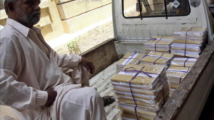 La Comisión de Derechos Humanos denuncia manipulaciones en los comicios paquistaníes