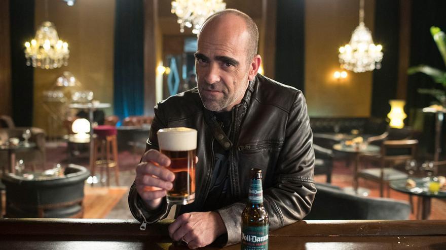 Luis Tosar, protagonista de la nueva campaña de Voll-Damm.