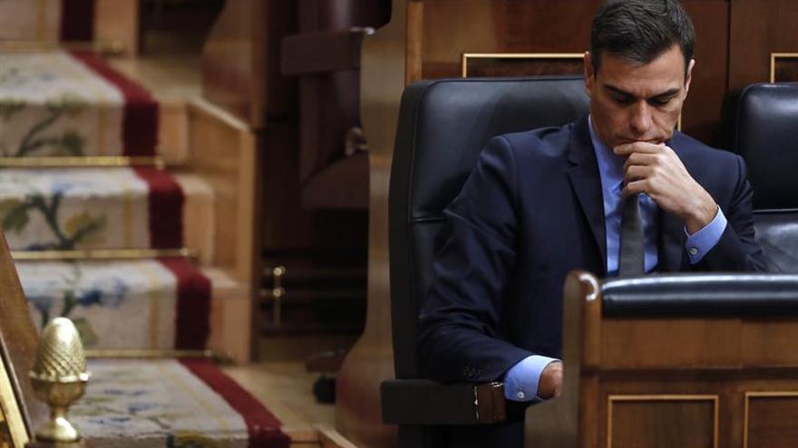 Sánchez reta al Congreso a apoyar su giro económico