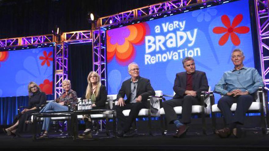 El reencuentro de la mítica 'Tribu de los Brady' por su 50 aniversario