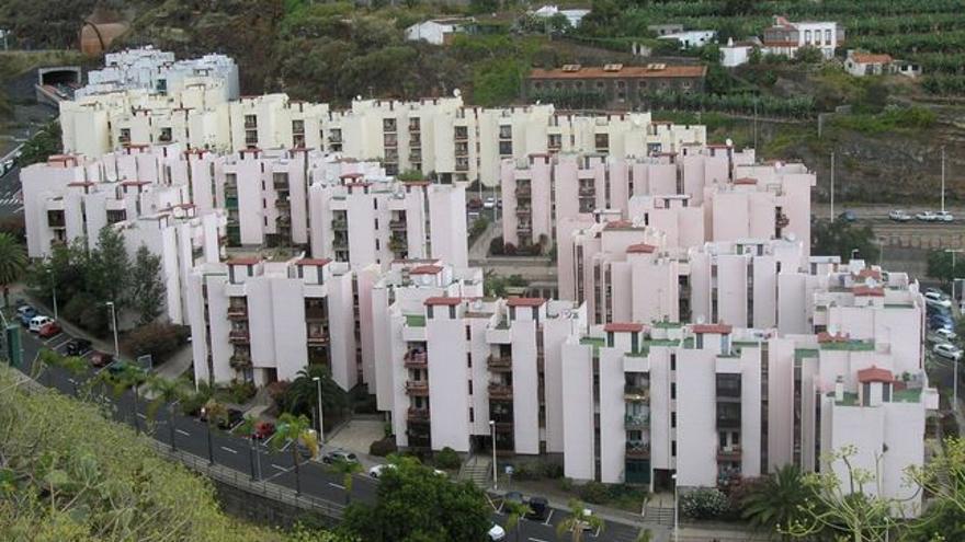 Urbanización Benahoare.