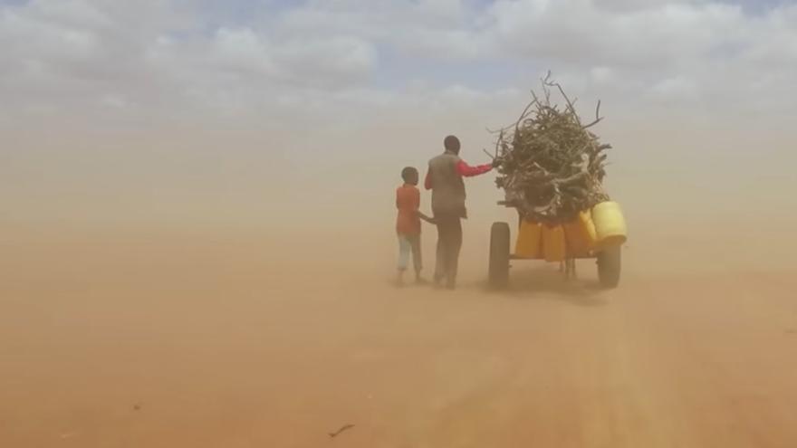 Captura de pantalla del documental 'Marea Humana' de Ai Weiwei