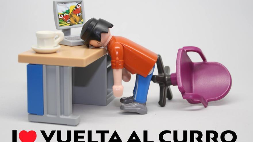 I love Vuelta al Curro